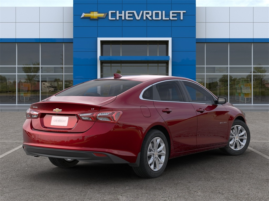 New 2020 Chevrolet Malibu LT