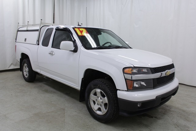 Pre-Owned 2012 Chevrolet Colorado 1LT