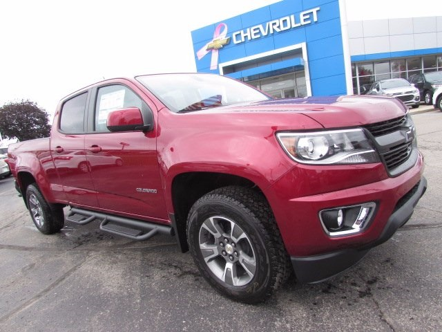 New 2018 Chevrolet Colorado F12196 Matthews Hargreaves