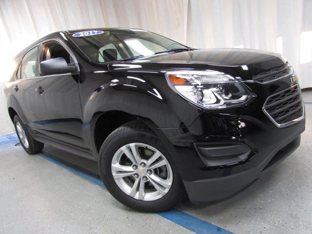 Certified Pre Owned 2017 Chevrolet Equinox Ls