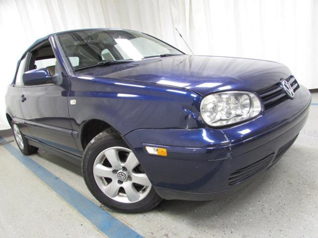 used 2002 volkswagen cabrio #3259bjh | matthews-hargreaves chevrolet