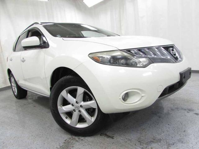 Pre-Owned 2009 Nissan Murano SL