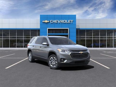 New 2021 Chevrolet Traverse LT