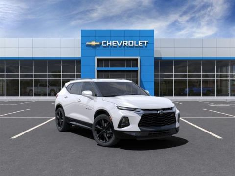 New 2021 Chevrolet Blazer RS