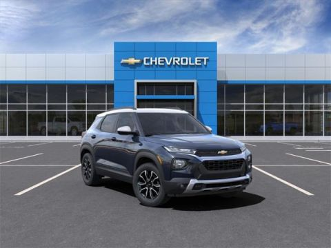 New 2021 Chevrolet TrailBlazer ACTIV