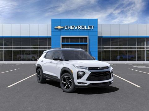 New 2021 Chevrolet TrailBlazer RS